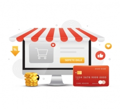 E-Ticaret Sitesi START